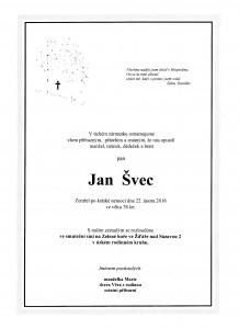 Jan Svec parte
