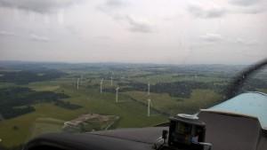 Větrníky u Moravského Berouna