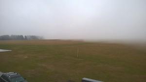 Kvalitní snímek hrany mlhy