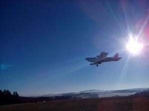 Z-43 vzlet